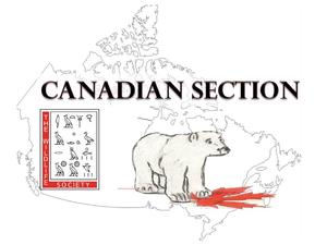 Canadian Section old logo